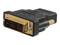 C2G DVI-D to HDMI Adapter Inline Adapter Male to Female Video adapter