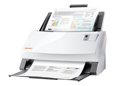 Ambir ImageScan Pro 340 Document scanner CCD Duplex  600 dpi