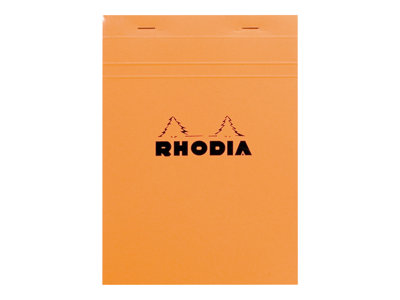 Blocs & Fiches bristol RHODIA CLASSIC SMALL OFFICE - Bloc notes - A5 -  80 pages - quadrillé - 5x5
