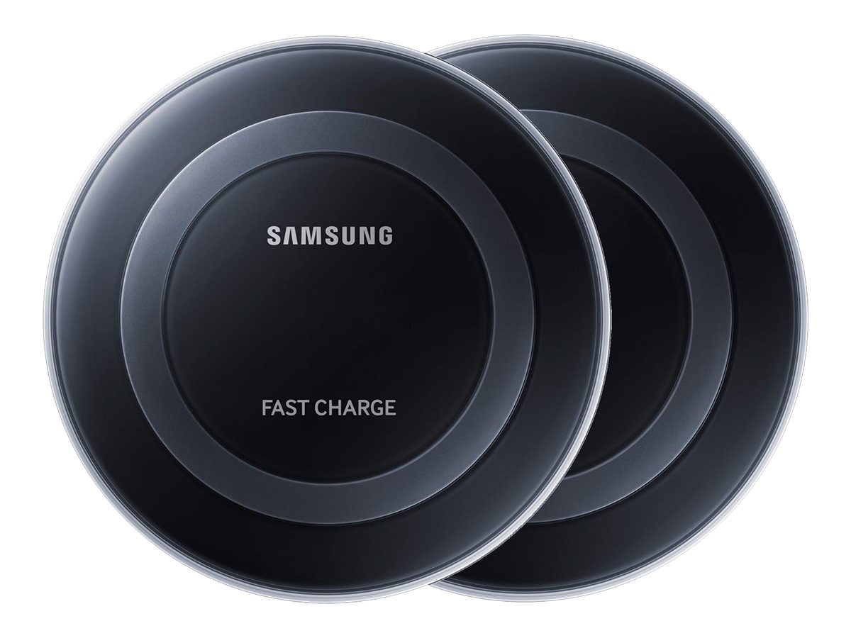 Samsung Fast Charge Wireless Charging Pad EP-PN920 wireless charging mat (pack of 2)