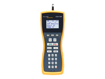 Fluke Networks TS54 Pro LCD Butt-in Test Set + TDR, ABN with Piercing Pin - Telephone test set