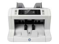 Safescan 2680-S - Banknote counter - counterfeit detection - automatic - EUR, GBP, CHF, USD, PLN, SEK, NOK, DKK, HUF, CZK - white