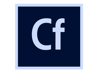 Adobe ColdFusion Enterprise 2018 Upsell license 1 user upgrade from Standard 11/12/13 CLP