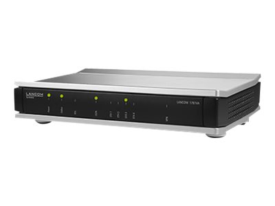 LANCOM 1783VA - Router - ISDN/DSL - 4-Port-Switch - GigE - VoIP-Telefonadapter