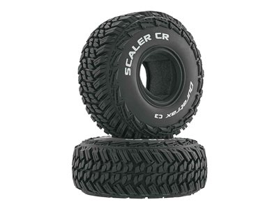 "- Scaler CR 1.9"" Wheel with tire"