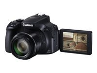 Canon PowerShot SX60 HS - Digital camera - compact - 16.1 MP - 65 x optical zoom - Wi-Fi, NFC