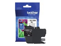 Brother LC-3013BK High Yield black original ink cartridge