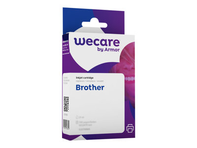 compatibles Brother  Brother LC223 - compatible Wecare K20620W4 - jaune - cartouche d'encre