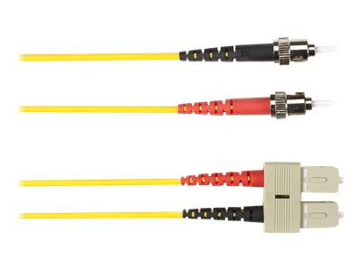 Black Box patch cable - 15 m - yellow