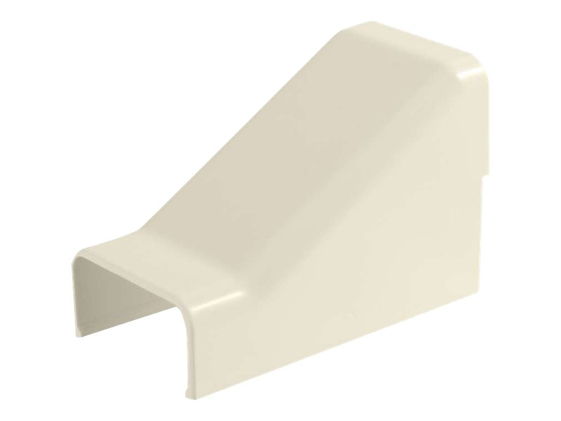 C2G Wiremold Uniduct 2900 Drop Ceiling Connector - Ivory - cable raceway drop ceiling/entrance end fitting