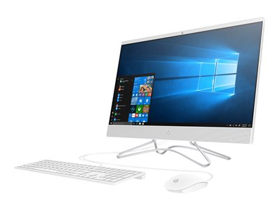 HP 24-f0040 All-in-one 1 x A9 9425 / 3.1 GHz RAM 8 GB HDD 1 TB DVD-Writer Radeon R5