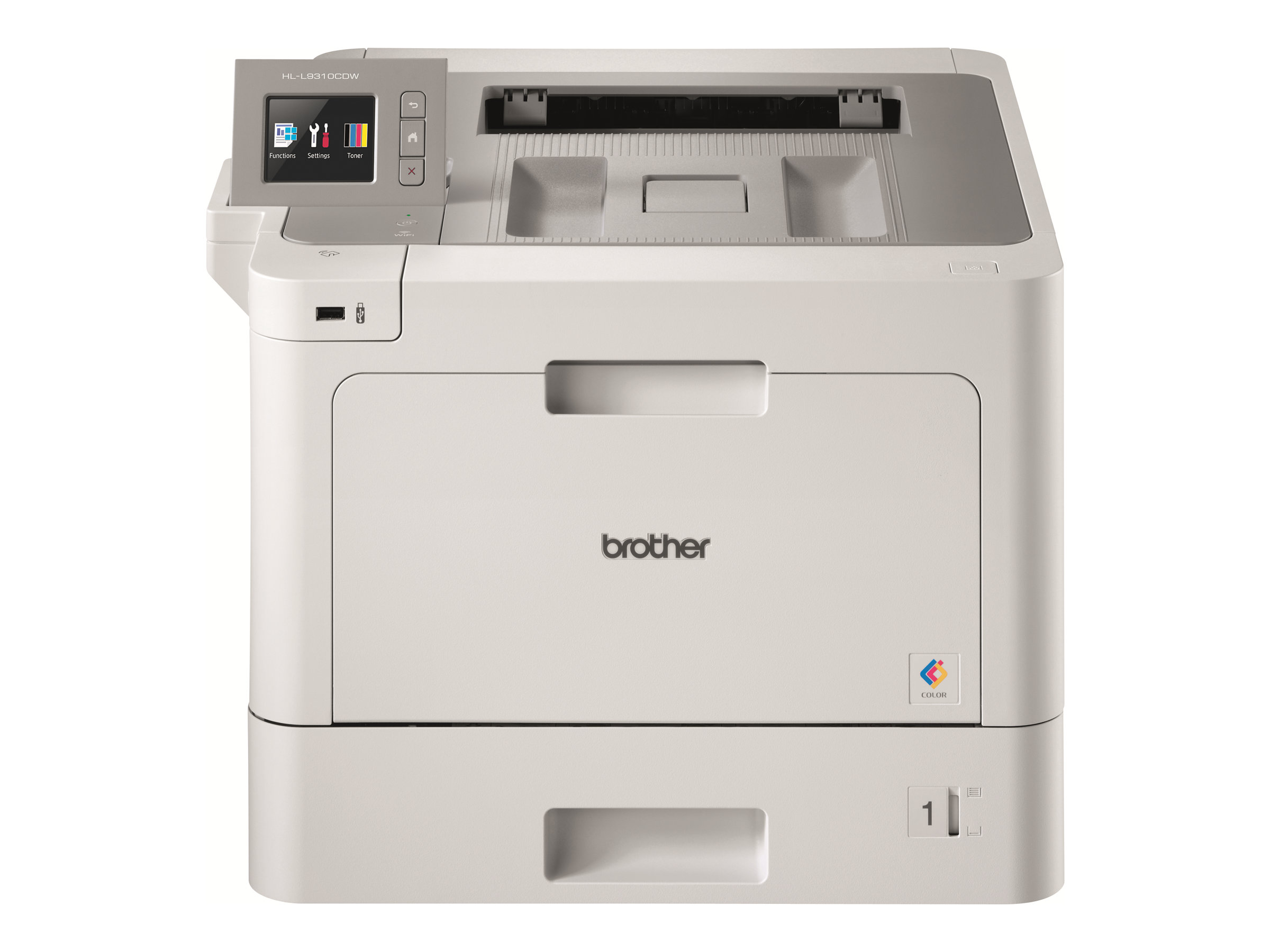 Brother HL-L9310CDW - Drucker - Farbe - Duplex - Laser - A4/Legal