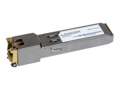 LANCOM SFP-CO1 - SFP (Mini-GBIC)-Transceiver-Modul - GigE - 1000Base-T - RJ-45