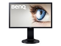 "BenQ BL series BL2205PT - LED monitor - 21.5"" - 1920 x 1080 Full HD (1080p) - TN - 250 cd/m² - 1000:1 - 2 ms - DVI, VGA, DisplayPort - speakers - non-glossy black"