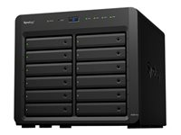 Synology Disk Station DS3617xs NAS server 12 bays SATA 6Gb/s