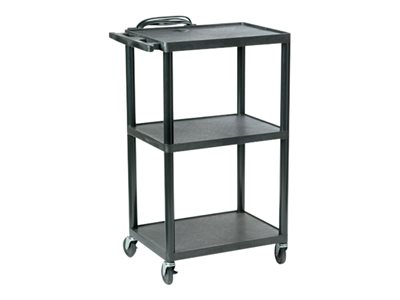 Hamilton Buhl Cart for AV System plastic