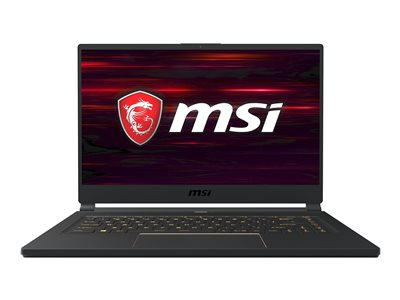 MSI GS65 Stealth-666 Core i9 9880H / 2.3 GHz Win 10 Pro 32 GB RAM 1 TB SSD NVMe