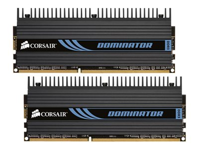 Kit 2xDimm 4GB DDR3 1600Mhz Corsair Dominator