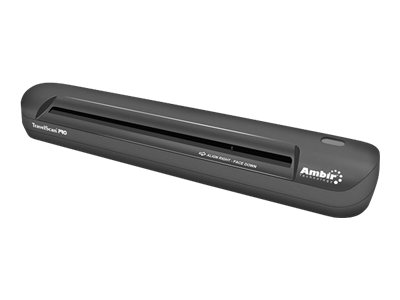 Ambir TravelScan Pro Sheetfed scanner CMOS / CIS  600 dpi USB 2.0