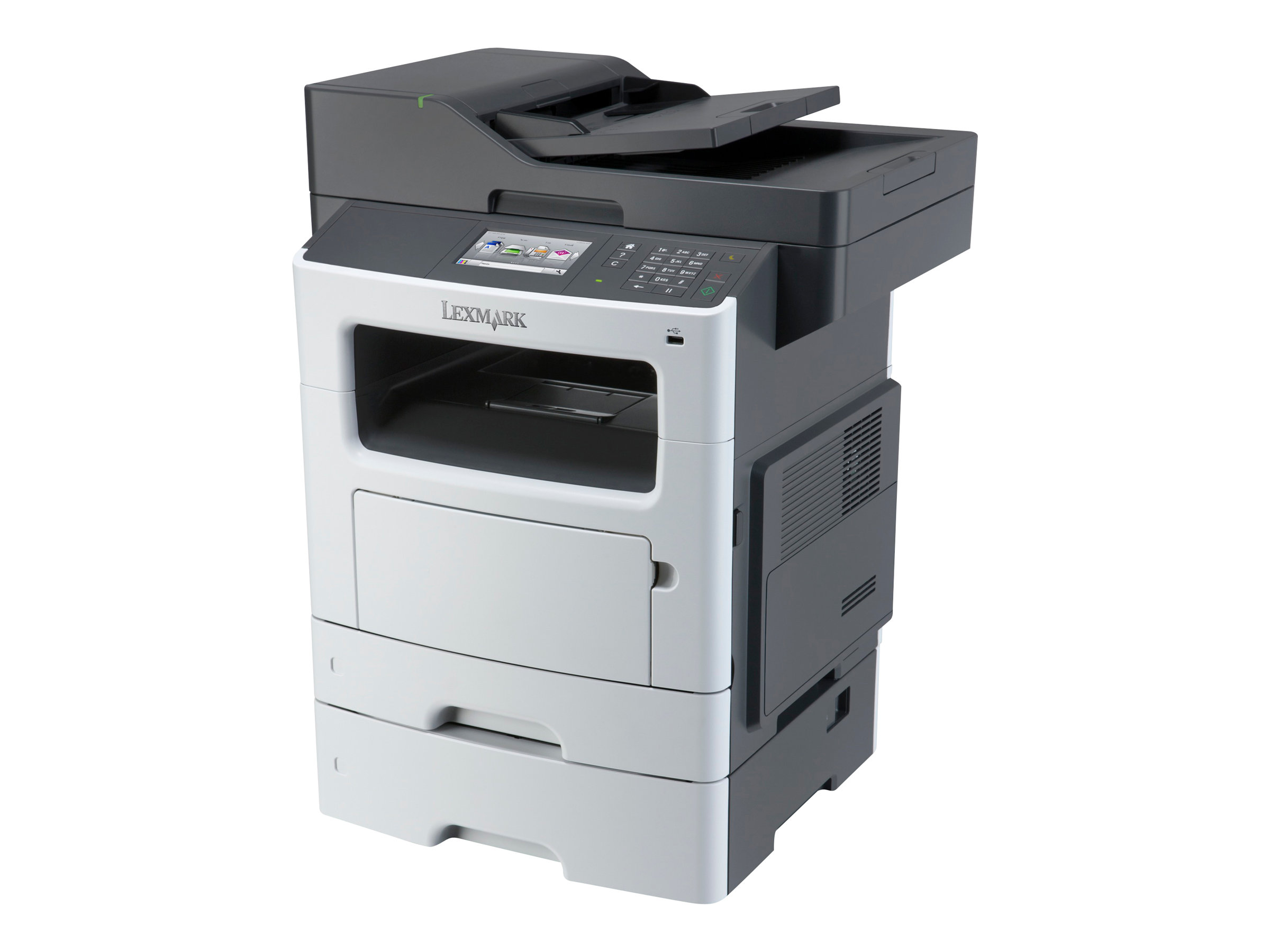 Lexmark MX511dte - Multifunktionsdrucker - s/w - Laser - Legal (216 x 356 mm) (Original) - Legal (Medien)
