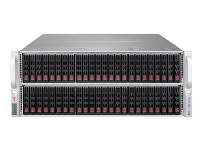 Supermicro SC417 BE2C-R1K23JBOD - rack-mountable - 4U