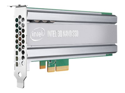 Intel Solid-State Drive DC P4600 Series - Disque SSD - chiffré - 4 To - interne - carte PCIe (HHHL) - PCI Express 3.1 x4 (NVMe) - AES 256 bits