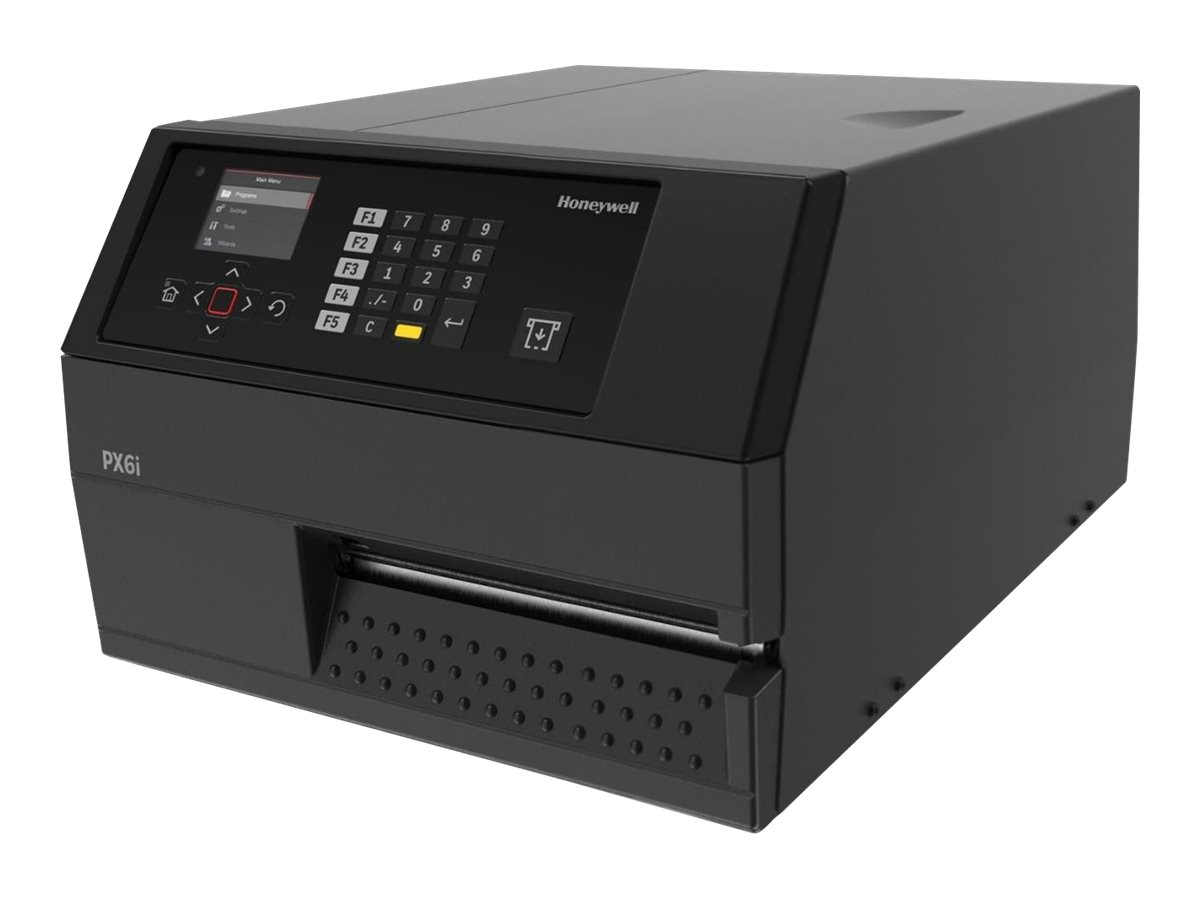 Honeywell PXie Series PX6ie - label printer - B/W - direct thermal / thermal transfer