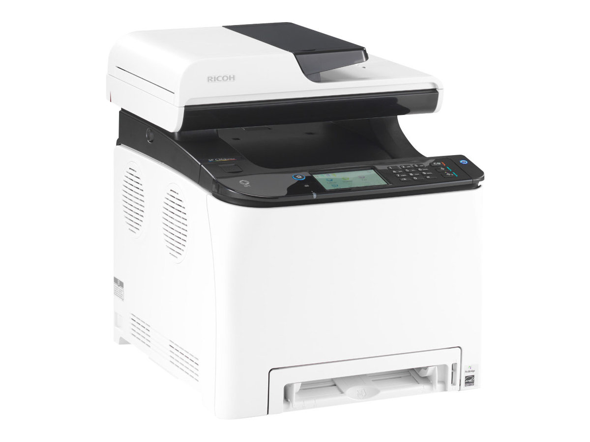 Ricoh SP C262SFNw - Multifunktionsdrucker - Farbe - Laser - Legal (216 x 356 mm) (Original) - Legal (Medien)