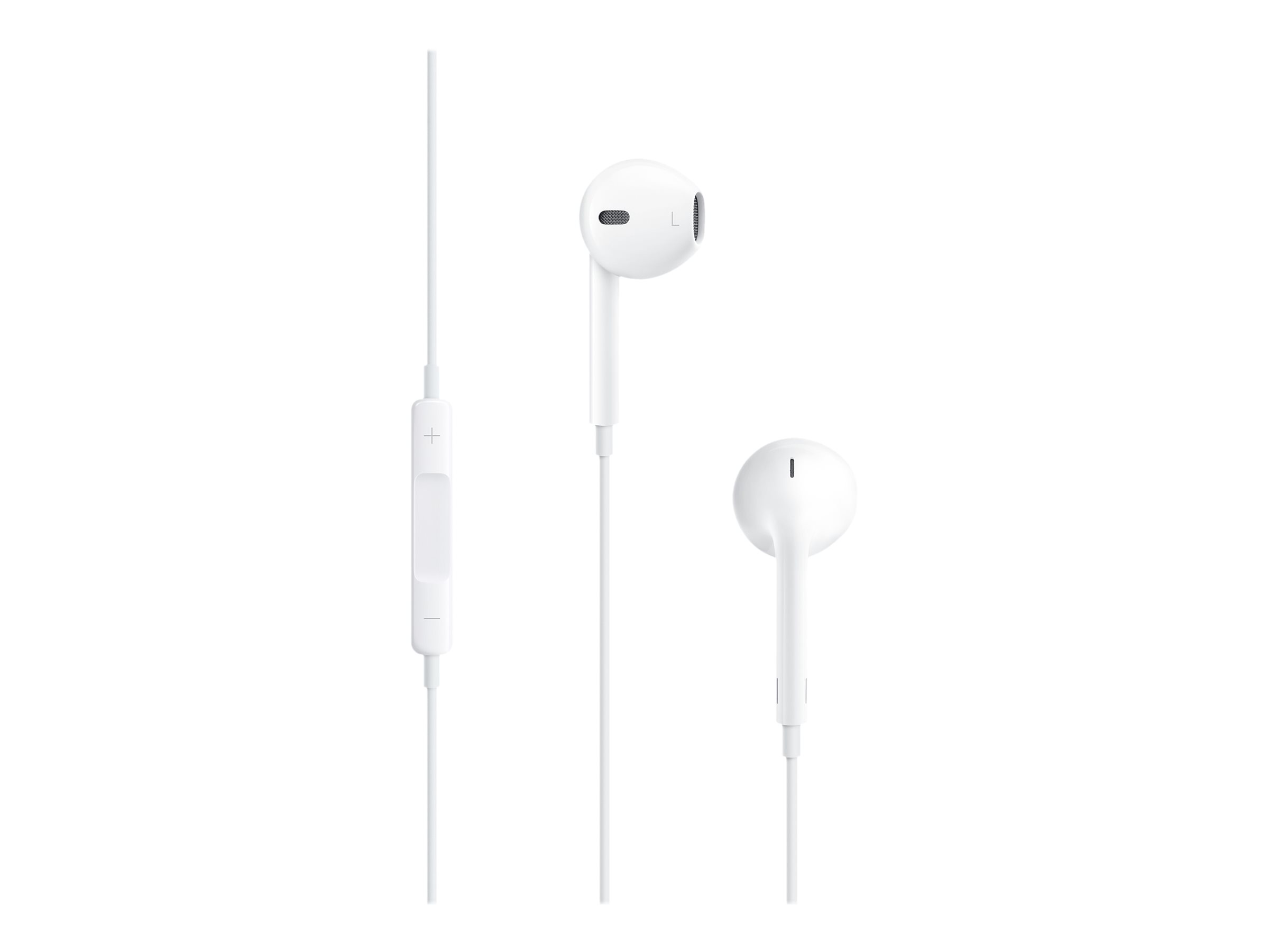 Apple EarPods - earphones with mic