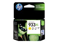 HP 933XL - CN056AL - print cartridge - 1 x yellow