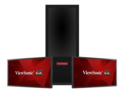 ViewSonic EP5500D-2 2 x 55INCH Class (54.6INCH viewable) LED display interactive digital signage