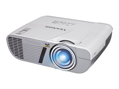 ViewSonic LightStream PJD6552LWS DLP projector 3D 3500 ANSI lumens WXGA (1280 x 800)