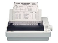 Citizen GSX 190 Printer B/W dot-matrix A4 240 x 216 dpi 9 pin up to 270 char/sec