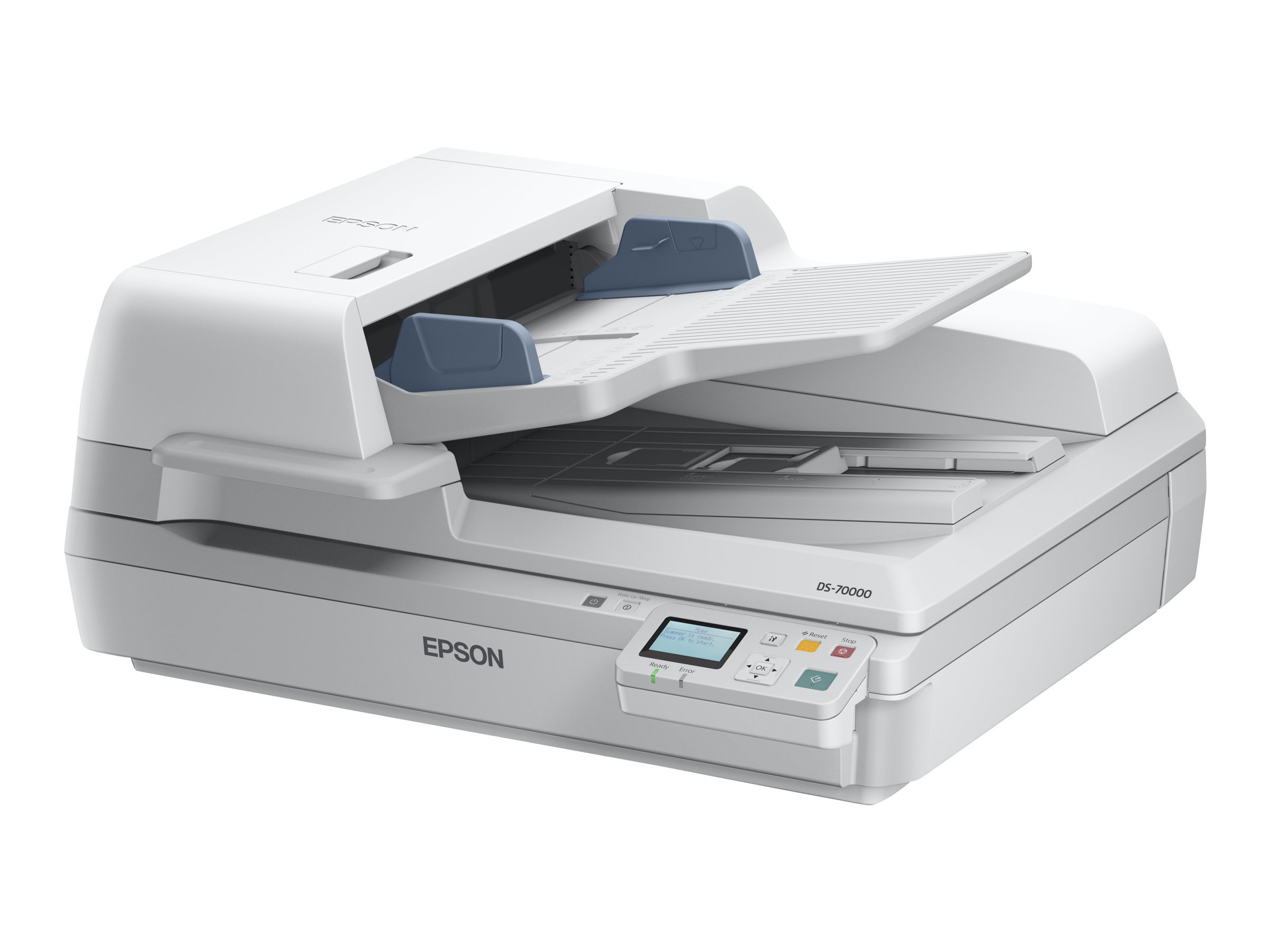 Epson WorkForce DS-70000N - scanner de documents - Gigabit LAN