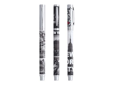 Stylos plumes fantaisie ink Trendy NY - stylo plume