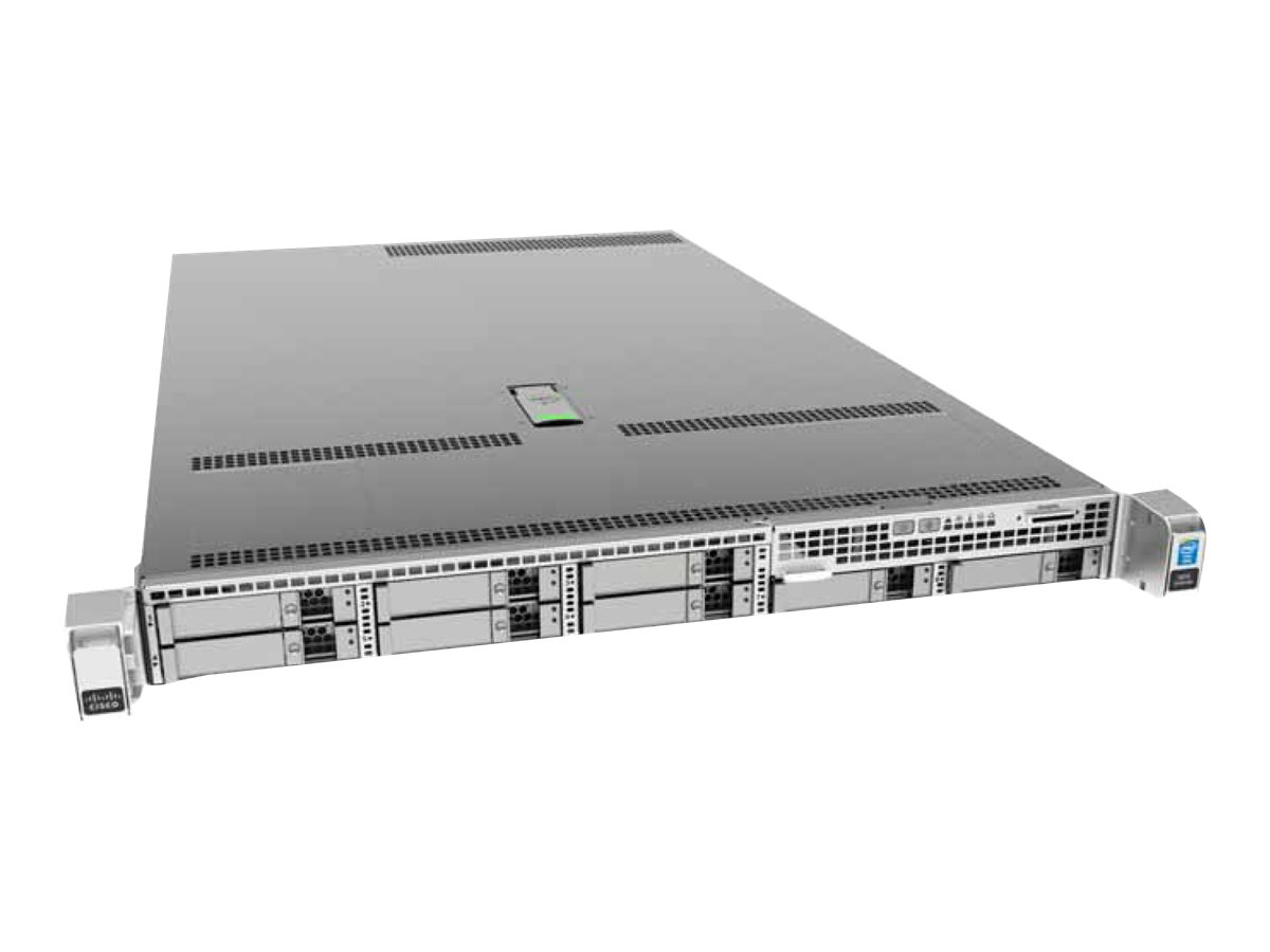 Cisco UCS C220 M4 High-Density Rack Server (Small Form Factor Disk Drive Model) - Server - Rack-Montage - 1U - zweiweg - RAM 0 MB
