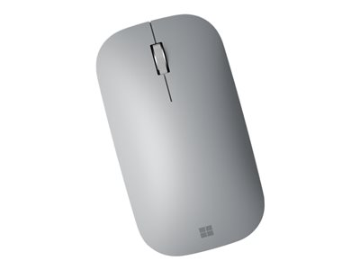 Microsoft Surface Mobile Mouse - mouse - Bluetooth 4 2 - platinum