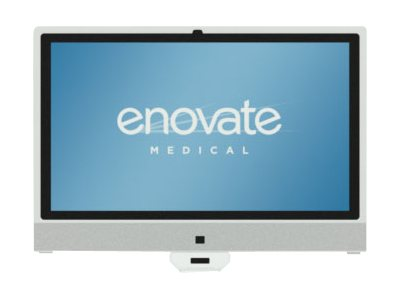 Enovate Medical R6 - all-in-one - Core i5 3210M 2.5 GHz - 8 GB - 320 GB - LED 21.5""