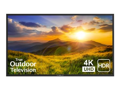SunBriteTV SB-S2-65-4K 65INCH Class Signature 2 Series LED TV outdoor partial sun