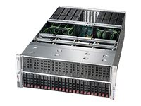 Supermicro SuperServer 4028GR-TR Server rack-mountable 4U 2-way RAM 0 MB