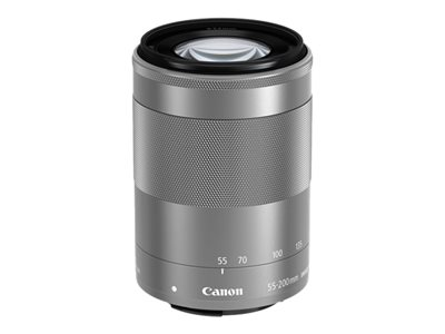 Canon EF-M Telephoto zoom lens 55 mm 200 mm f/4.5-6.3 IS STM Canon EF-M