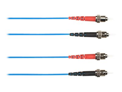 Black Box patch cable - 2 m - blue
