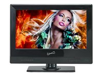 Supersonic SC-1311 13.3INCH Class LED TV 1366 x 768