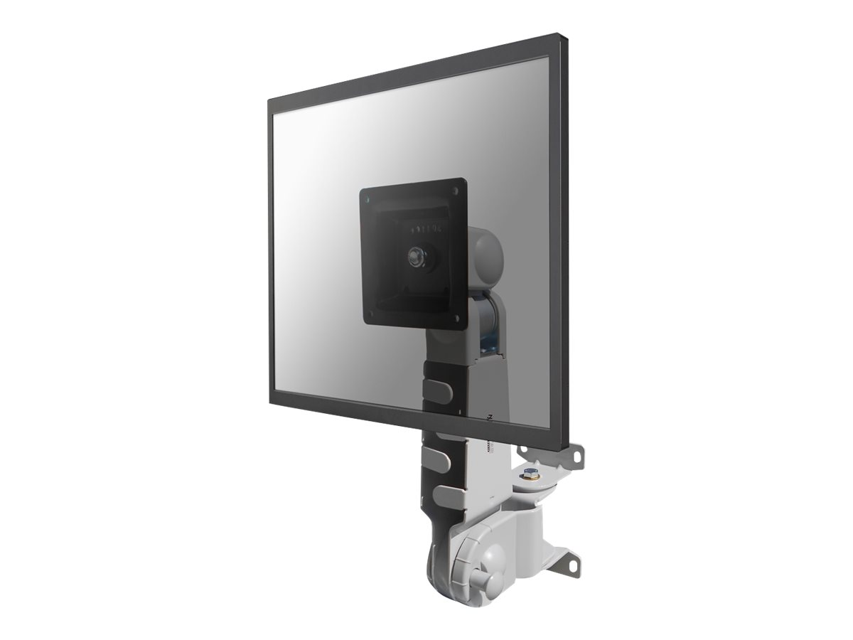NewStar TV/Monitor Wall Mount (Full Motion and height adjustable) FPMA-W400 - Wandhalterung für Flat Panel - Grau - Bildschirmgröße: 25.4-76.2 cm (10