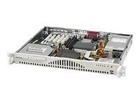 Supermicro SC512F-260 - rack-mountable - 1U - ATX
