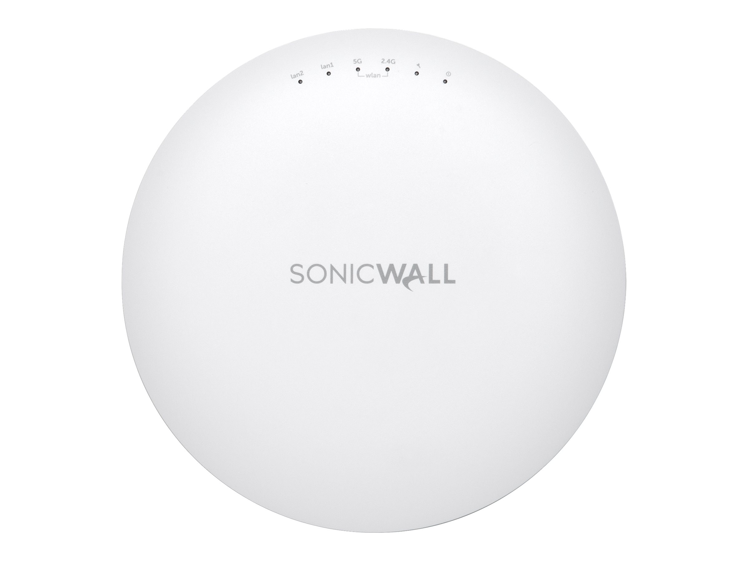 SonicWall SonicWave 432i - wireless access point - with 3 years Advanced Secure Cloud WiFi Management and Support