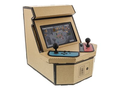 Nyko PixelQuest Arcade Kit Arcade cabinet for game console for Nintendo Swi