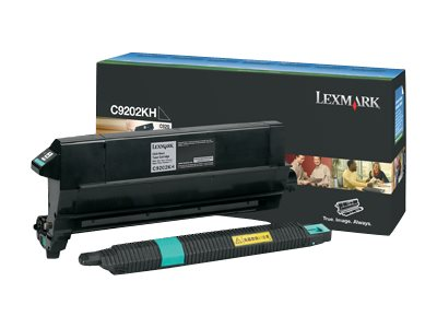 Lexmark - black - original - toner cartridge