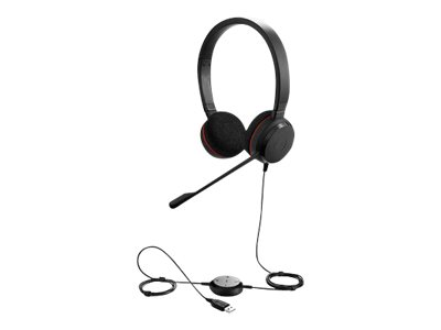 Jabra Evolve 20 MS stereo - headset