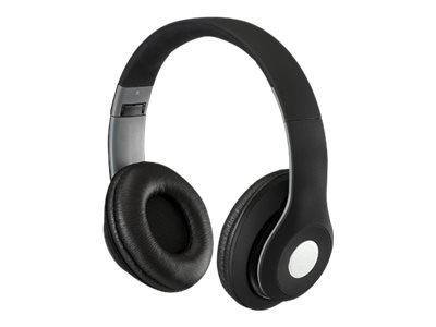 iLive IAHB48MB Headphones with mic on-ear Bluetooth wireless
